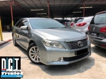 2015 TOYOTA CAMRY 2.4V PREMIUM HIGH SPEC ONE OWNER LOW MILEAGE LIKE NEW CAR CONDITION