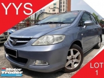 2007 HONDA CITY 1.5 (A) IDSI  GOOD CONDITION ACC FREE CLEAN INTERIOR PROMOTION PRICE.