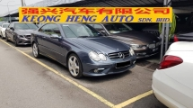 2006 MERCEDES-BENZ CLK CLK200 KOMPRESSOR AMG SPORTS EDITION