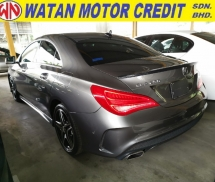 2016 MERCEDES-BENZ CLA 250 AMG 4 MATIC UNREGISTER 1 YEAR WARRANTY