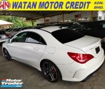 2014 MERCEDES-BENZ CLA 45 AMG 4 MATIC UNREGISTER 1 YEAR WARRANTY
