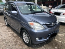 2012 TOYOTA AVANZA 1.5G (A) HIGH SPEC ONE OWNER