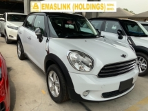 2014 MINI Countryman 1.6 Crossover Japan spec unregistered