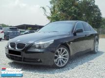 2006 BMW 5 SERIES 2.5 E60 Magnesium TipTOP SUPERB LikeNEW