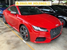 2015 AUDI TTS 2.0 turbo Quattro keyless go full leather seat digital meters unregistered