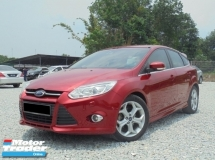 2013 FORD FOCUS 2.0 Sport Plus Sunroof Keyless PushStart AutoPARK LikeNEW