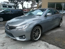 2013 TOYOTA MARK X 250G (4 Years Warranty)