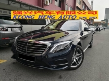2017 MERCEDES-BENZ S-CLASS S400L Hybrid CKD TRUE YEAR MADE 2017 Reg 2018 Mileage 2000km only 2000 km only 2000 km only Warranty