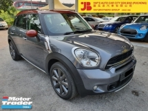 2016 MINI Cooper S Countryman 1.6 Park Lane (A) Local