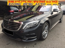 2017 MERCEDES-BENZ S-CLASS S400L HYBRID 3.5 AMG LINE (CKD Local Spec)