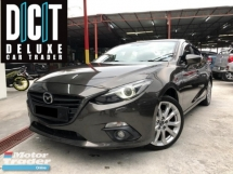 2016 MAZDA 3 CBU 2.0 HB (GLS) ONE OWNER ORIGINAL PAINT TIP-TOP CONDITION LIKE NEW