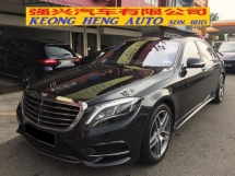 2017 MERCEDES-BENZ S-CLASS S400L AMG Line Registered 2018 24K KM FS Under Warranty 2022