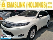 2017 TOYOTA HARRIER 2.0 360 SURROUND CAMERA POWER BOOT PANAROMIC ROOF SEMI LEATHER ELECTRIC SEATS