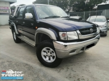 2004 TOYOTA HILUX DOUBLE CAB SSR-X TURBO