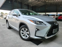 2016 LEXUS RX 2016 Lexus RX200 Turbo Pre Crash LKA Power Boot Suede Leather Side Back Camera Unregister for sale