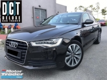 2013 AUDI A6 AUDI A6 HYBRID 2.0 (A) FULL SERVICE RECOURD HIGH SPEC LIKE NEW ONE DOCTOR  OWNER