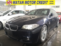 2014 BMW 5 SERIES 520i M SPORT TWIN POWER TURBO JAPAN UNREG
