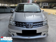 2010 NISSAN GRAND LIVINA Nissan Livina 1.8(A) TIPTOP CONDITION ONE OWNER