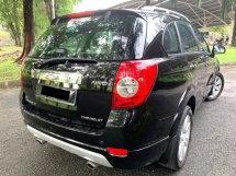2011 CHEVROLET CAPTIVA 2.4 AWD NEW FACELIFT (A) CVC 6 SPEED
