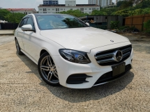 2016 MERCEDES-BENZ E-CLASS E250 AMG BURMESTER PANROOF 4CAM WHITE OFFER UNREG