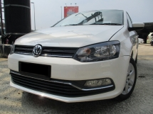 2013 VOLKSWAGEN POLO 1.6 SPORT LINE (A)