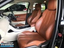 2013 LAND ROVER EVOQUE  RANGE ROVER EVOQUE 2.0 SI4 DYNAMIC SUV FULL SEVICE RECORD LOCAL SPEC