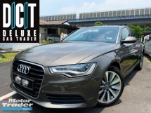 2015 AUDI A6 2.0 HYBRID LOCAL FULL SPEC BOSE SOUND SUNROOF 1 LADY OWNER TIPTOP
