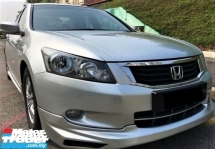 2011 HONDA ACCORD 2.0 I VTEC (A) FulloanOTR TRUE YEAR MAKE 1JAM Lulus Promotion Bank