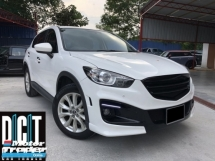 2014 MAZDA CX-5 CBU SUNROOF 2.0 BOSE SOUND SYSTEM ELECTRICE SEAT AND  LEATHER SEAT