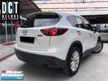 2014 MAZDA CX-5 2.0 PREMIUM CBU PANORAMIC SUNROOF ONE OWNER LOW MILEAGE TIPTOP CONDITION LIKE NEW CAR