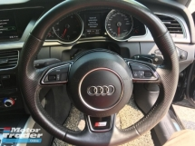 2013 AUDI A5 2.0 TFSI QUATTRO SPORTBACK (A) TIPTOP CONDITIONS LIKE NEW / 1 CAREFUL OWNER / CONVERT RS5 BODYKIT