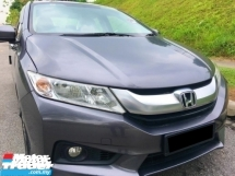 2015 HONDA CITY 1.5 V SPEC (A) Condition Tiptop FulloanOTR 1JAM Lulus Promotion Bank