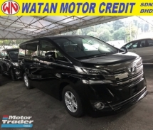 2015 TOYOTA VELLFIRE 2.5 X SPEC POWER DOOR PARKING CAMERA 2015 JAPAN UNREG