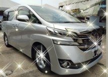 2016 TOYOTA VELLFIRE 2.5X 1year warranty onthe road~RM210,888👍 8 seats, family enjoyment.👍👍👍