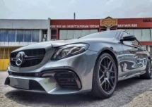 Mercedes W213 E Class AMG 63 Body kit PP (Full set) Exterior & Body Parts > Car body kits
