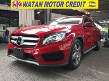 2016 MERCEDES-BENZ GLA GLA 180 AMG KEYLESS PRE CRASH FULL LEATHER JAPAN UNREG
