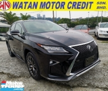 2017 LEXUS RX 200t F Sport Panoramic Roof Unregister 1 YEAR WARRANTY