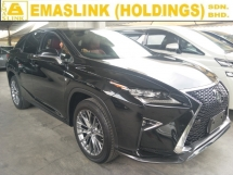 2016 LEXUS RX 200t power boot reverse camera memory leather seats 20 premium sport rim free warranty