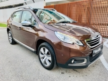 2014 PEUGEOT 2008 PEUGEOT 2008 1.6 (A) FULL SERVICE RECORD SUPER LOW MILEAGE 48k EXUCUTIVE MALAY OWNER