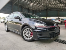 2015 VOLKSWAGEN GOLF 2015 Volkswagen Golf GTi MK7 Japan Spec Electric Seat Full Leather Back Camera Unregister for sale