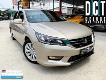 2016 HONDA ACCORD 2.0 VTI-L 1 LADY OWNER FULL SERVICE RECORD TIPTOP CONDITION