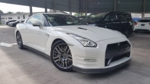 2015 NISSAN GT-R 2015 Nissan GT-R 3.8 Premium Spec Bose Sound System Red Leather 20 Inch Rim Unregister for sale
