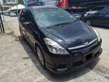 2006 TOYOTA WISH X AERO SPORTS PACKAGE LIMITED WITH SUNROOF, 1 OWNER ONLY, LOW MILEAGE , TIP TOP CONDITION ,100% ACCIDENT FREE