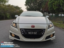 2012 HONDA CR-Z 1.5 (A) HYBRID WITH FULL MUGEN BODYKITS - 2 DIGIT NUMBER PLATE