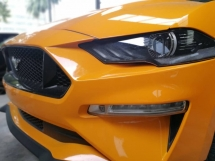 2018 FORD MUSTANG 5.0 GT (NEW FACELIFT NEW COLOR)