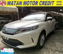2018 TOYOTA HARRIER 2.0 Premium New Facelift Panoramic Roof Unregister 1 YEAR WAARNATY