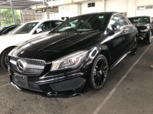 2014 MERCEDES-BENZ CLA Unreg Mercedes Benz CLA250 2.0 Turbo AMG Camera Paddle Shift 7G