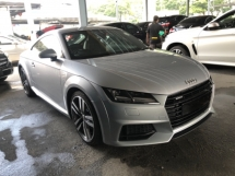 2016 AUDI TT Unreg Audi TT Coupe 2.0 Turbo S Line Sport Paddle Shift QTTR