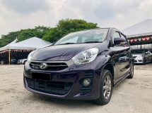 2013 PERODUA MYVI 1.5SE 1 LADY OWNER FULL SERVICE 68K CARKING CONDITION