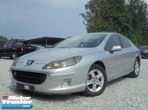 2005 PEUGEOT 407 2.0 Sedan TipTOP Condition